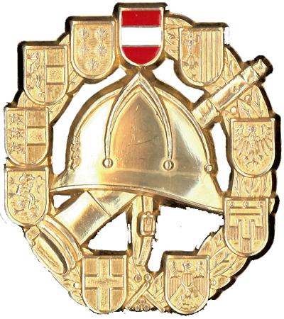 Feuerwehr-Leistungsabzeichen in Gold
